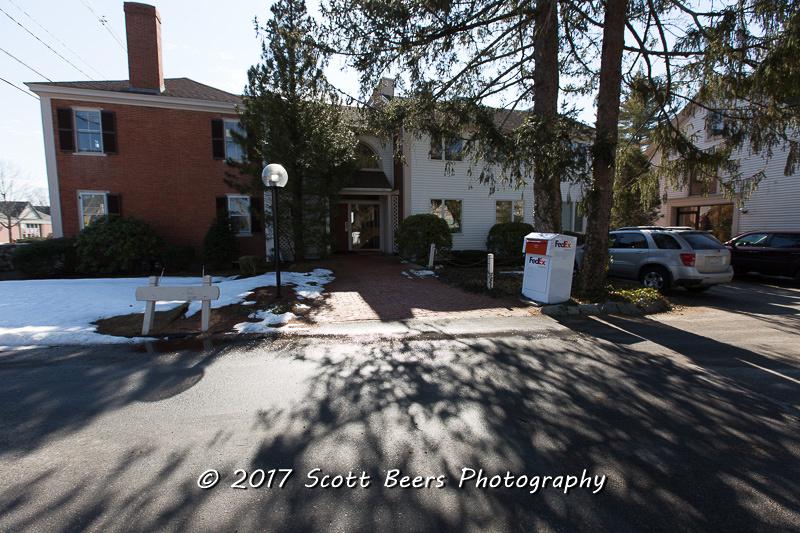 Jacobs House Entrance