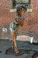Stonybrook Fine Arts Metal Sculptures