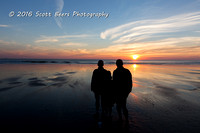 Nantasket Beach Sunrise 2016-08-05